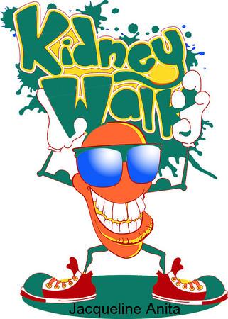 Jackie kidney walk