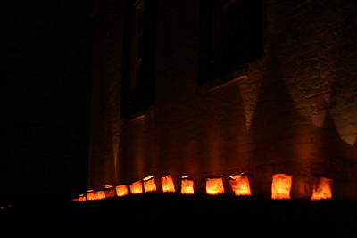 Antietam Luminaries 2008