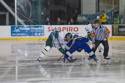 Men's Hockey vs Canton 2-13-16