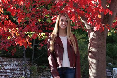 Sydnie's Fall Photo Shoot Oct 25, 2013