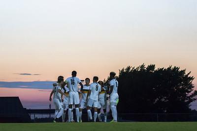 Men's Soccer vs Harding 2018