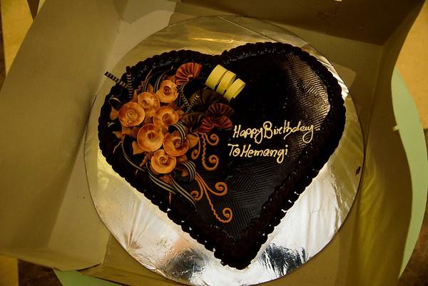 Hemangi Barot Birthday