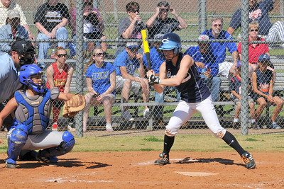 Tara's Softball Game