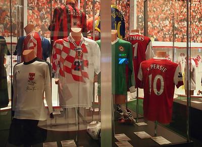 Euro 2012 football exhibition in Warszawa