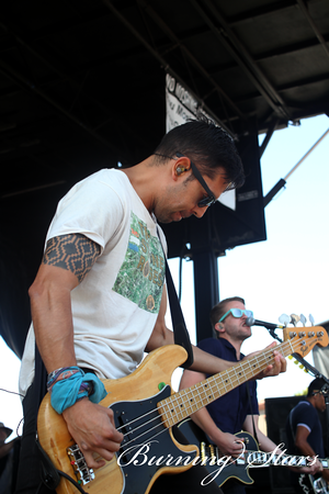 Saves The Day @ Seaside Park (Ventura, CA); 6/22/14