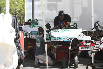 2017 Wakeeney Mini Speedway