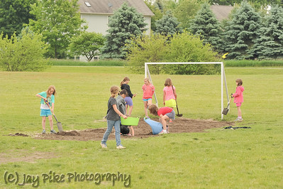 June 7, 2013 - Community Service Project