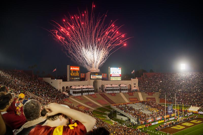 2012 11/14: USC vs #1 Notre Dame