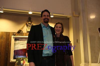 Carly Fiorina Prezography Art Show 1-27-16
