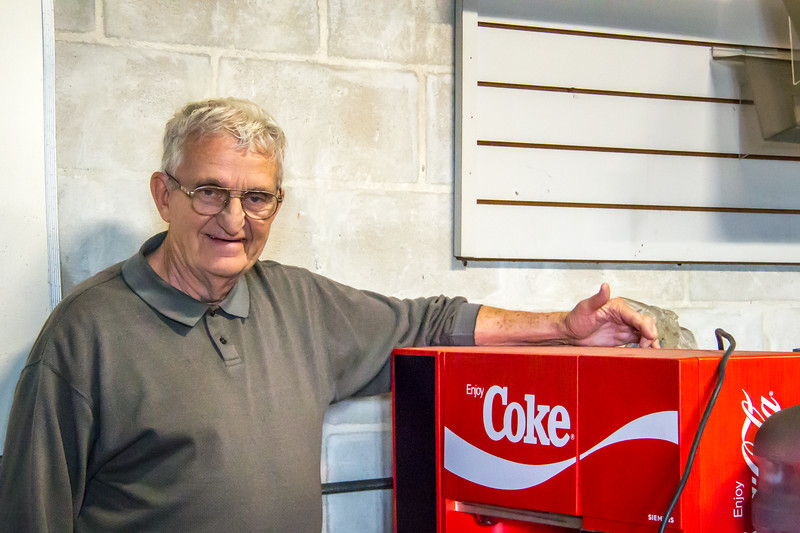 FL, Auburndale - Break Make Coke Emery