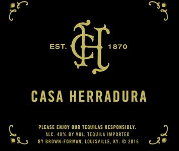 Herradura Tequila 3.21.2016