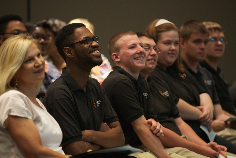 Project Search graduation ceremony held at Gardner-Webb University