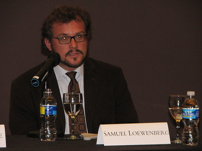 """HUNGRY?"": Global Food Crisis Panel Discussion, October 2009"