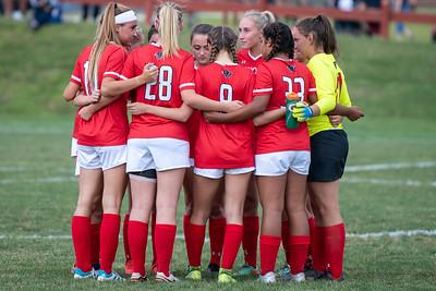 SVHS Girl's Soccer v Quakertown