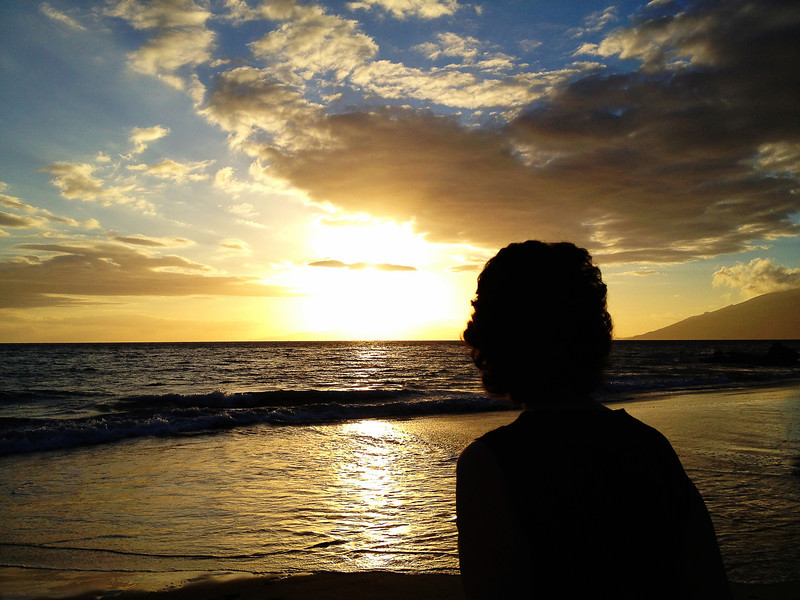 kihei mom ocean silhouette.jpg