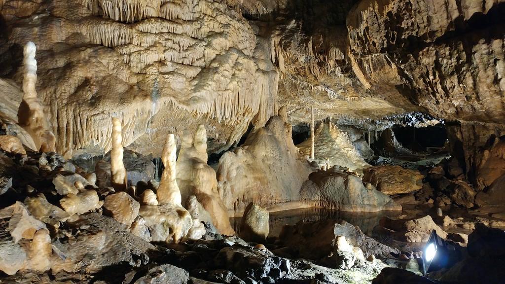 Caves Belgium Ardennes