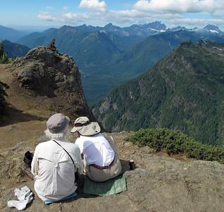 Dickerman Mountain