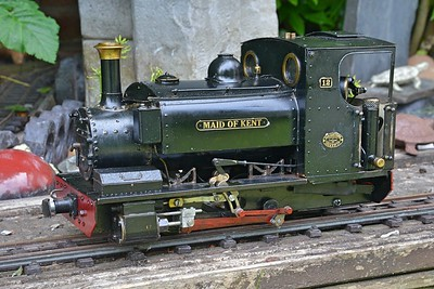 Steam locos 32mm