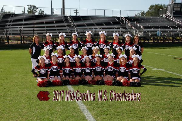 2017 Cheer Ms