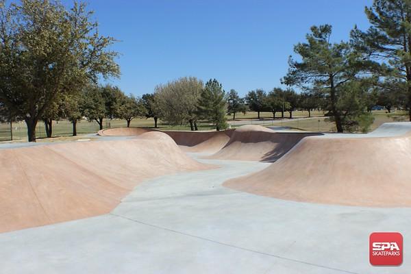 Vandergriff Skate Park