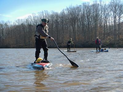 Lake Ridge Marina with WASUP 12/28/13