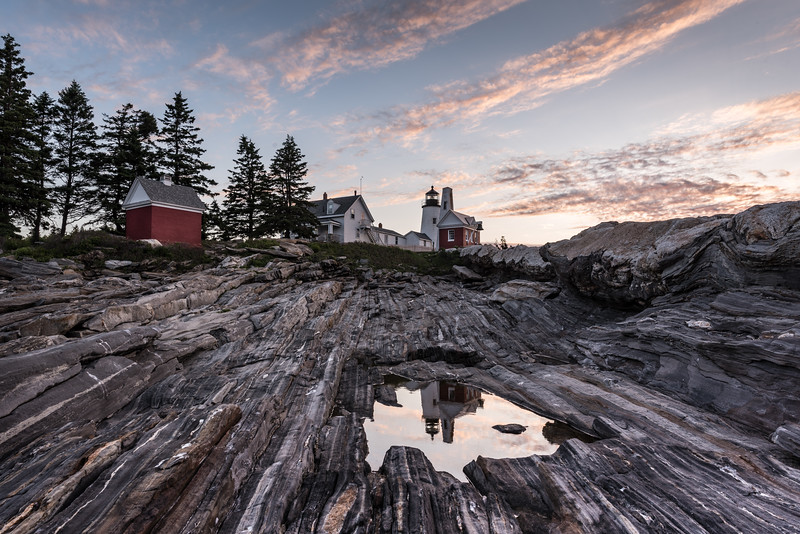Pemaquid Point Sunrise