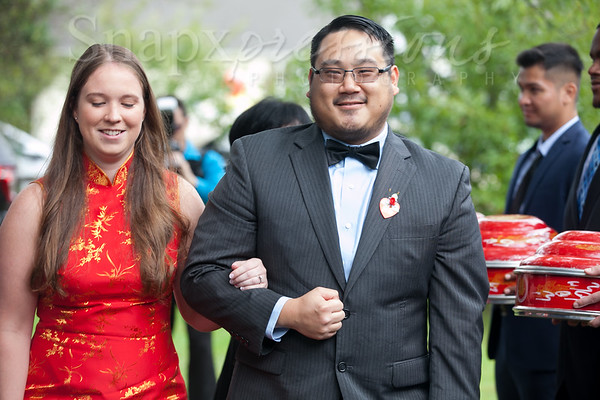 Thaison and Taylor - Wedding Tea Ceremony