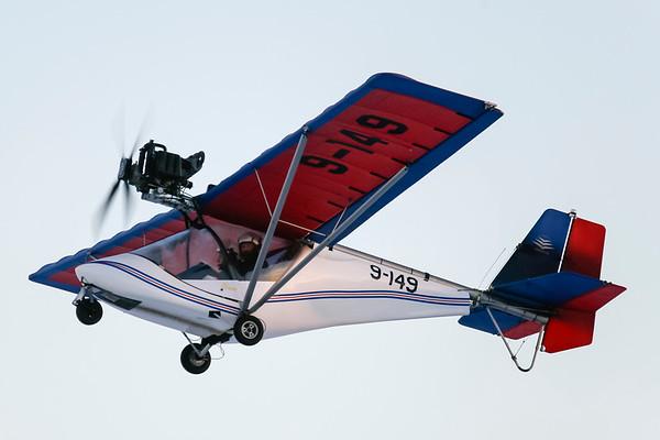 9-149 - Comco Ikarus Fox C22