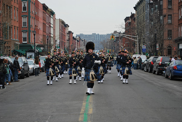 Hoboken St. Patrick's Day Parade 2009