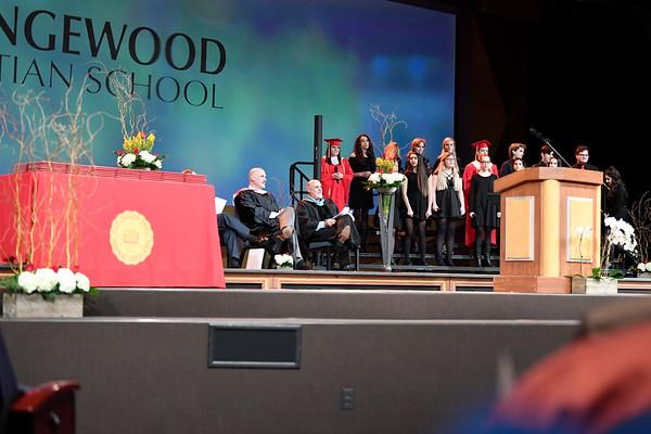 Orangewood Christian Graduation 2017