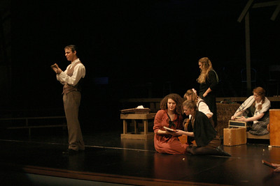 LHS Play Production at State 2011