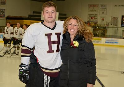 Ice Hockey Senior Night
