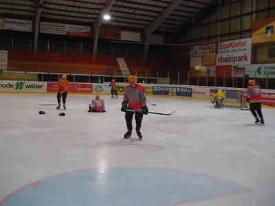 15.02.2011 - Aktive Eishockeymatch