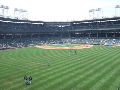 Cubs vs Brewers - July 2005