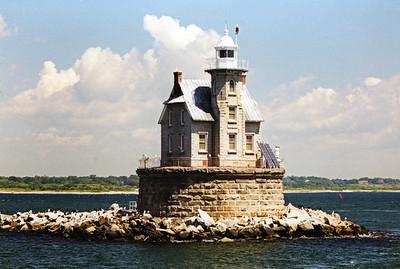 Race Rock Lighthouse, Connecticut