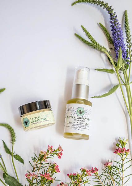Little Green Bee Serum