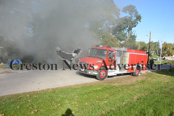 10-22 House fire