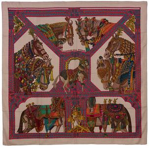 Danse du Cheval Marwari CS140 - Natural Pink Green NWOCT -  1611191837