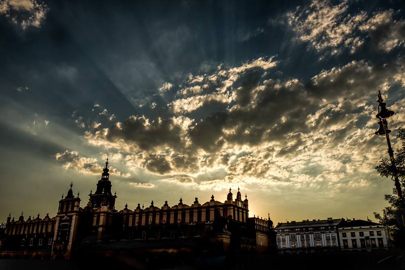 Krakow Sunset