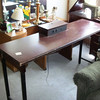 Narrow Work Table w/Integrated Power 60 x 31 x 19.