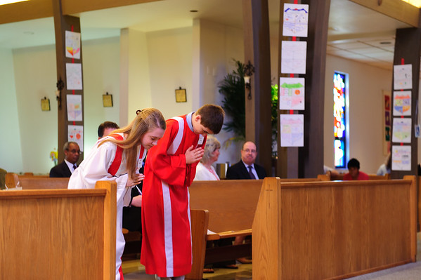 St Edwards Confirmation 2011