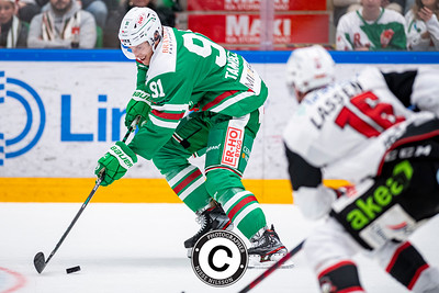 2021-10-09 Rögle - Mif Redhawks