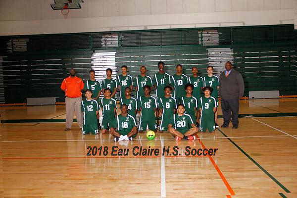 2018 soccer Boys Varsity