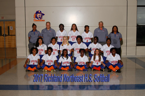 2017 Varsity Softball