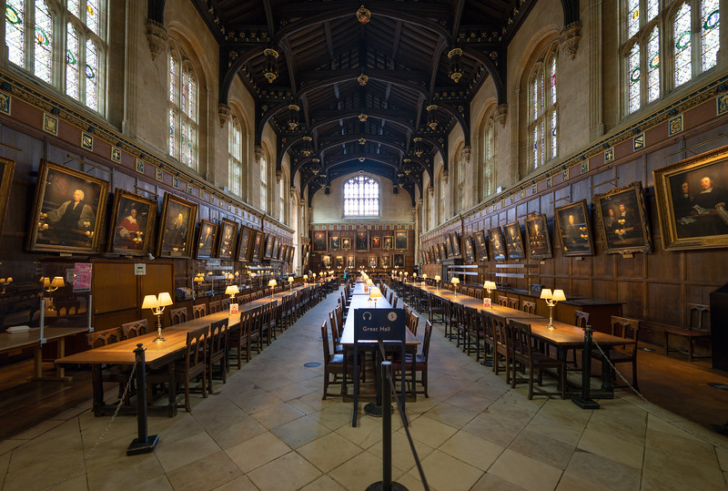 Great Hall, Christ Church, Oxford