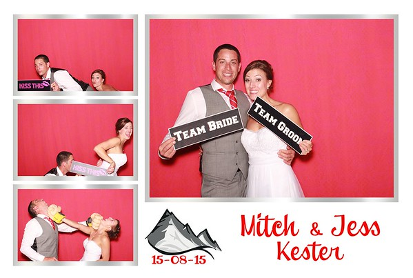Mitch & Jess Wedding