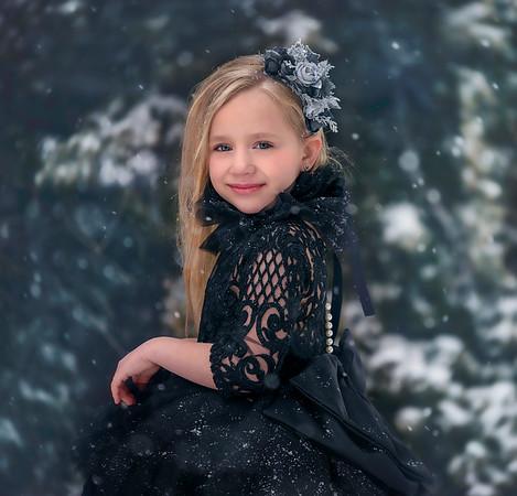 Evaleigh Snow Princess
