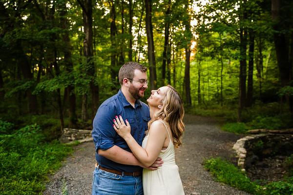 Amanda + Jim | Tyler State Park | 07.19.2020