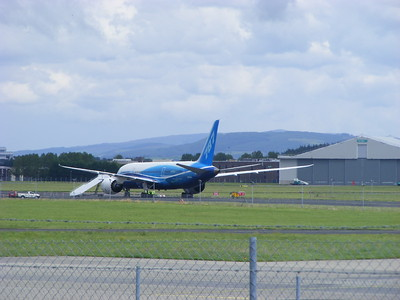 Shannon Airport, 18-08-2011