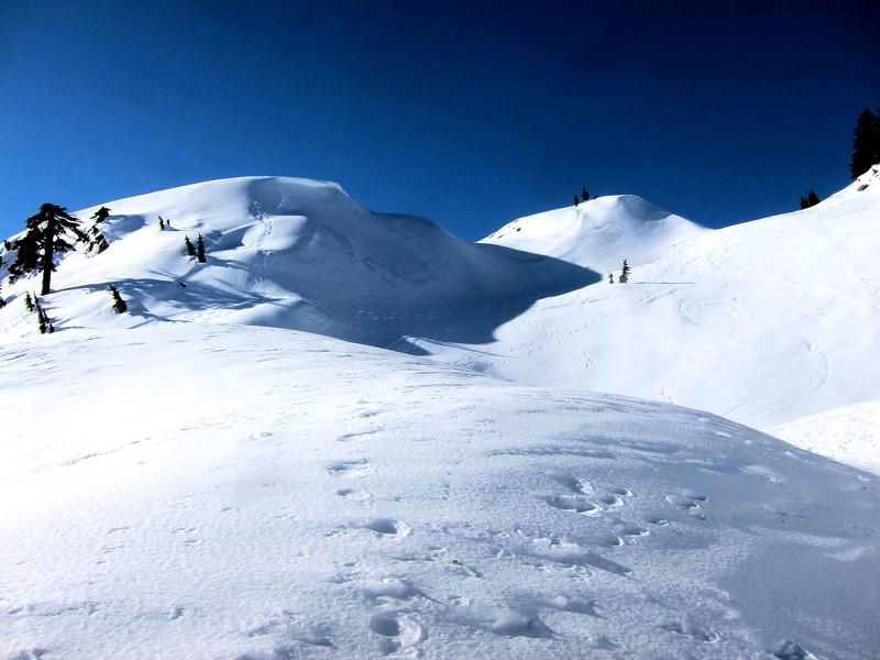 Mount Seymour in Winter